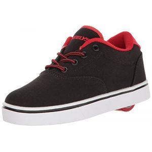 Heelys Chaussures à roulettes LAUNCH Noir - Taille 31,33