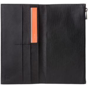 Dudu Portefeuille Zip-it - Tom - Noir multicolor - Taille Unique