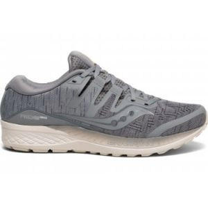 Saucony Chaussures de running homme ride iso linear shade gris 46