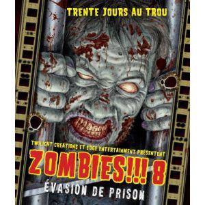 Edge Zombies 8 : Evasion de prison