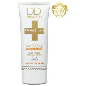 DermEden D-Day Protocole - DD crème universelle SPF25