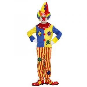 Widmann Déguisement clown cirque enfant