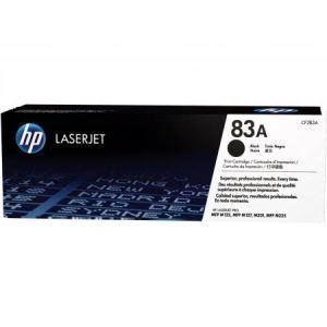 HP CF283A - Toner 83A noir 1500 pages