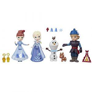 Hasbro La Reine des Neiges - Coffret les traditions d'Arendelle