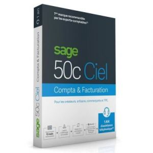 50c Ciel Compta et Facturation 30 jours [Windows]