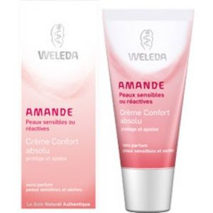 Image de Weleda Crème confort absolu à l'Amande 30 ml