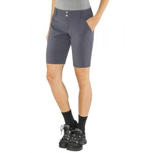 Columbia Pantalons Saturday Trail Long Shorts 10 Inch India Ink - India Ink - Taille 6