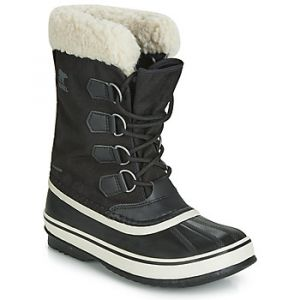Sorel Bottes neige WINTER CARNIVAL Noir - Taille 36,37,38,39,40,41,42