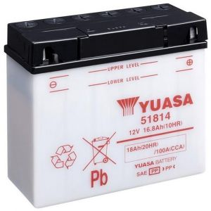 Yuasa Batterie moto 51814