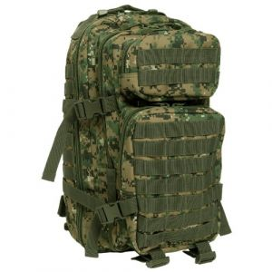 Mil-tec Miltec - Sac a dos US assault pack 20L Digital camouflage