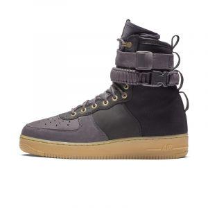Nike Chaussure SF Air Force 1 Premium pour Homme - Noir - Taille 43 - Male