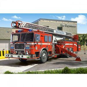 Image de Castorland Puzzle Camion de pompier 260 pièces