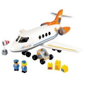 Ecoiffier Abrick Happy Jet