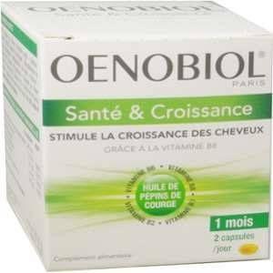Oenobiol Santé & Croissance 60 capsules