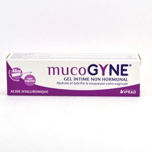Laboratoires IPRAD Mucogyne, gel vaginal, 40 ml
