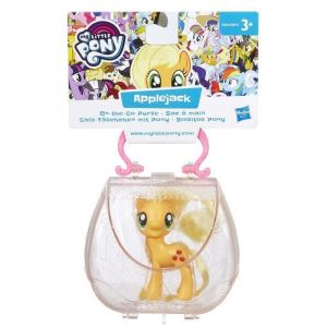 Hasbro My Little Pony Applejack + sac à main