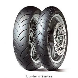 Dunlop 3.00-10 42J Scoot Smart F+R