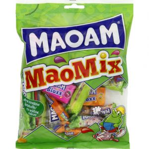 Maoam Bonbons fruidingue à mâcher - Le paquet de 250g