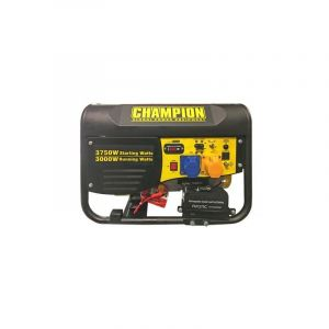 Champion Groupe électrogène 3750W essence AVR CPG4000E1EU