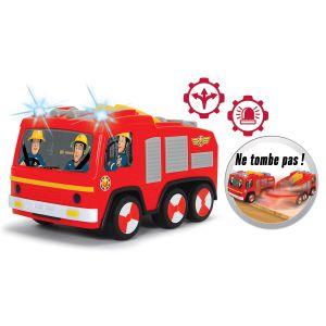 Dickie Toys Camion Jupiter Sam le Pompier