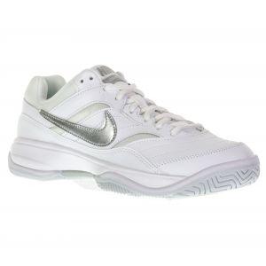 Nike Chaussure de tennis pour surface dure Court Lite pour Femme - Blanc - Taille 40.5 - Female