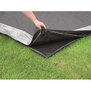 Easy Camp Blizzard 300 - Accessoire tente - noir Tapis de tente