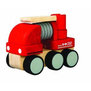 Image de Plan Toys Camion de pompier