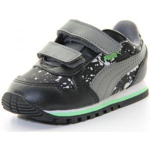 Puma Chaussures enfant Chaussures Sportswear Baby St Runner Nl Splatz V Multicolor - Taille 20,21