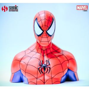 Semic Distribution Tirelire buste Spider-Man (22 cm)