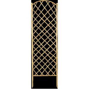 Intermas Gardening 170284 - Treillis Bamboo Arch Panel en bambou 0,5 x 1,7 m