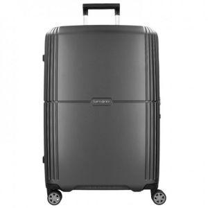 Samsonite Orfeo - Spinner 69/25 Bagage cabine, 69 cm, 72 liters, Noir (Ink Black)