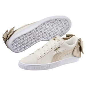 Puma Baskets -select Suede Bow Varsity