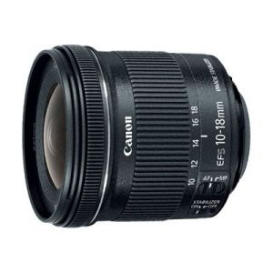 Canon EF-S 10-18mm 1:4,5-5,6 IS STM - objectif grand angle