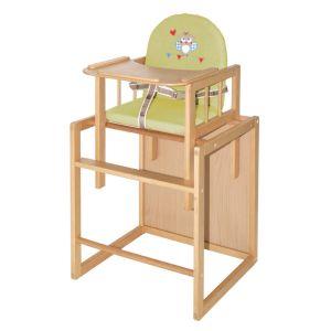roba chaise haute combin e mariage en for t comparer avec. Black Bedroom Furniture Sets. Home Design Ideas