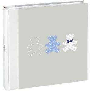 Panodia Album Timotée 30x30 cm 60 Pages 240V Bleu