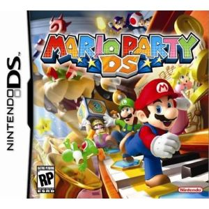 Mario Party DS [NDS]