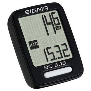 Image de Sigma BC 5.16 - Compteur vélo avec fil