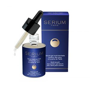 Serium Paris Sérum gel multi-bienfaits contour des yeux