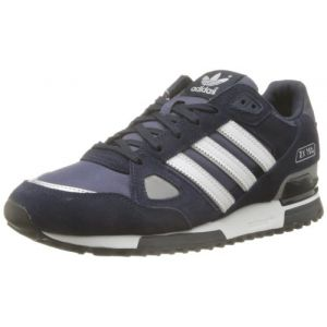 Adidas Originals ZX 750, baskets homme - Bleu - New Navy FTW/White/Dark Navy, 7 UK