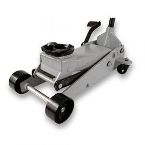 Autoselect Cric rouleur à Levage Rapide hydraulique 3 tonnes cric Levage Max 500 Mini 145mm 4840036