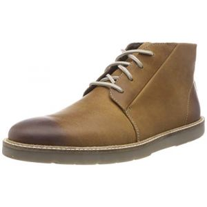 Clarks Boots GRANDIN MID Marron - Taille 41,45,46,41 1/2,44 1/2