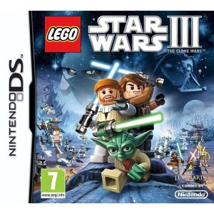 LEGO Star Wars III : The Clone Wars [NDS]