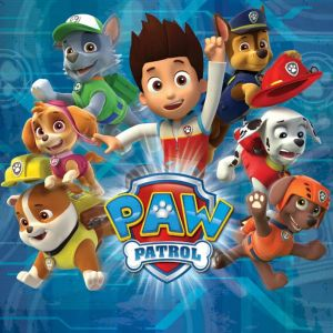 Walltastic Papier peint photo Paw Patrol 45415