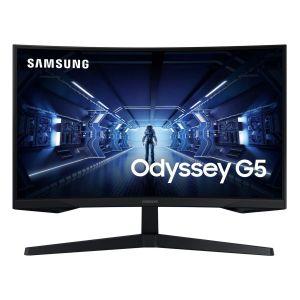 Samsung Odyssey C27G55TQW - Ecran PC Gamer