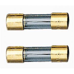 Phonocar 4 fusibles verre 10x38 mm² 10 A