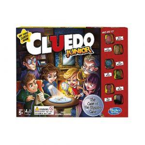 Hasbro Cluedo Junior Jeu, Anglais Version
