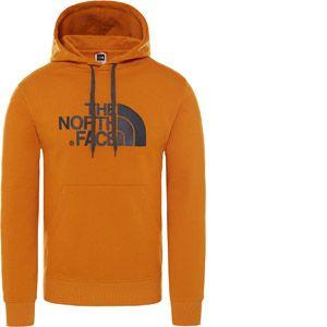 The North Face Light Drew Peak Sweat-Shirt à Capuche Homme, Jaune (Citrine Yellow), L