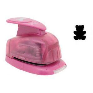 Vaessen Creative Petite perforatrice 1,5cm - ourson