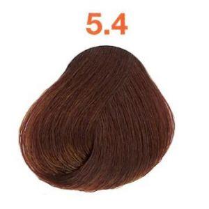L'Oréal Majirel 5.4 châtain clair cuivré - Coloration crème de beauté
