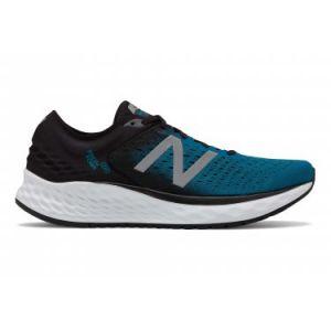 New Balance Chaussures running New-balance Fresh Foam 1080 - Blue / Black - Taille EU 45 1/2